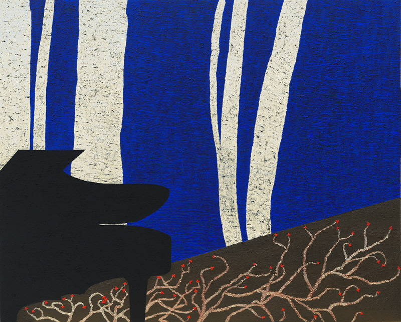 크기변환_2016_Ode to Music1609_130x162cm acrylic and oil on canvas_베토벤 _피아노협주곡 제2번 Bb장조 op.19.jpg